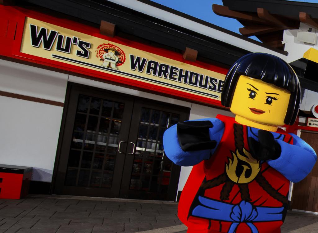 LEGO Ninjago Movie Adventure