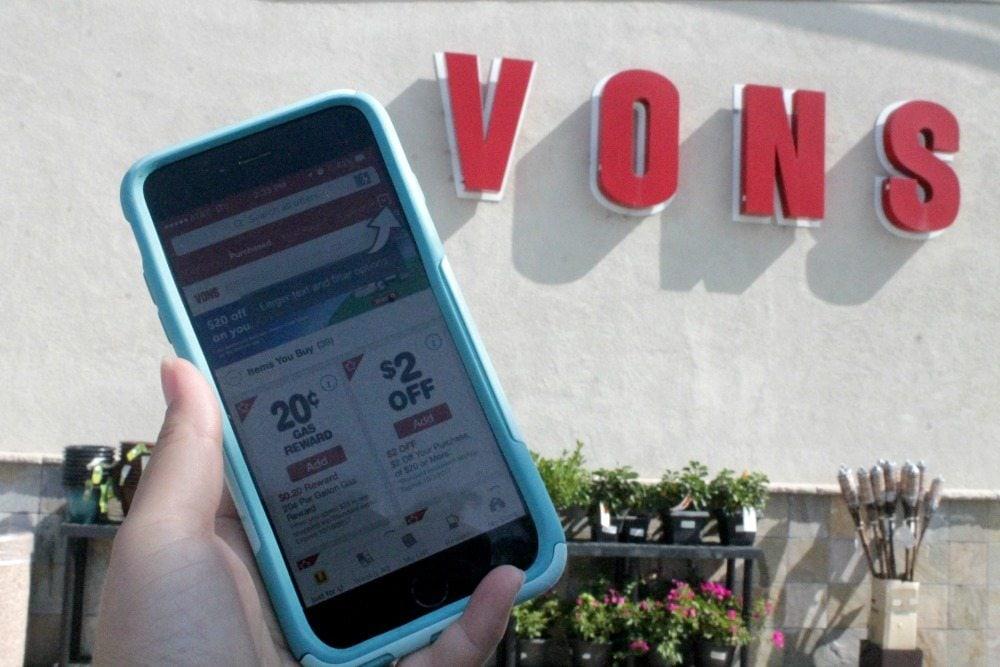 Vons App