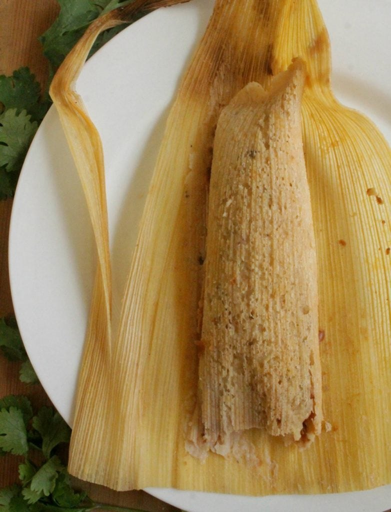 Recreate this classic Mexican recipe at home. Northern Style Bean Tamales (Tamales de Frijol Norteños) are incredibly delicious and perfect for the holidays. By Mama Maggie's Kitchen