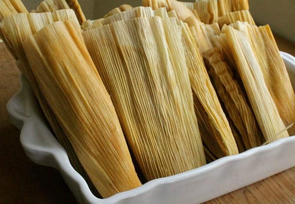 Northern Style Bean Tamales (Tamales de Frijol Norteños)