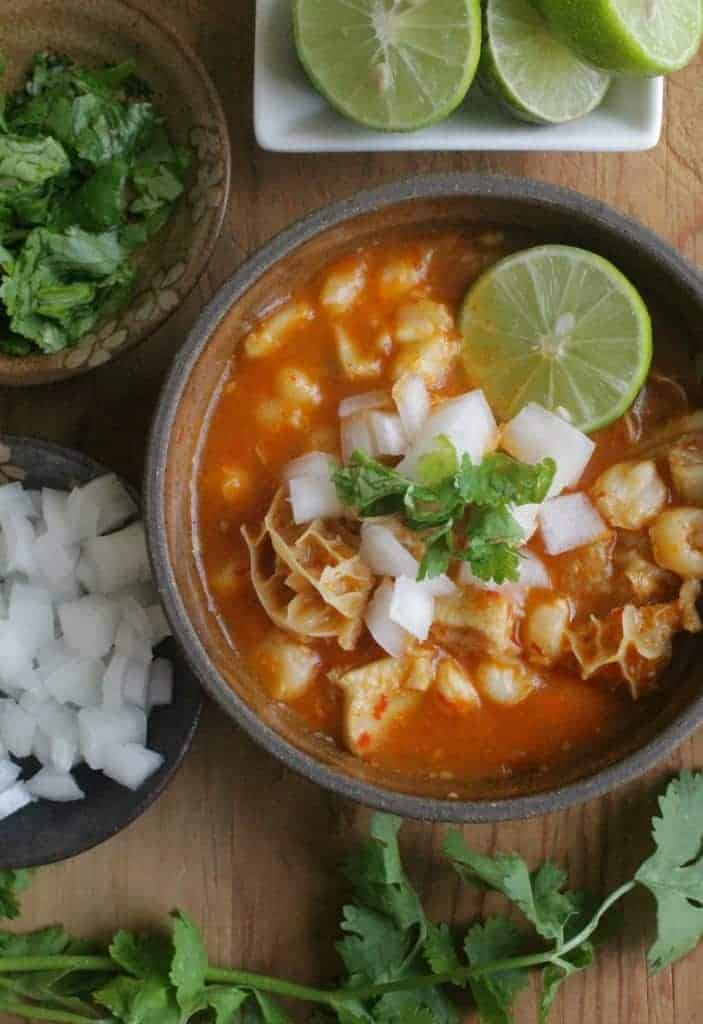 Menudo, or Pancita | Authentic Mexican Food Recipes