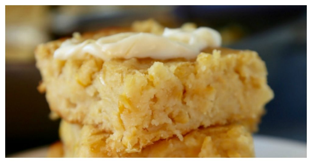 Pan de Elote (Mexican Sweet Corn Cake)