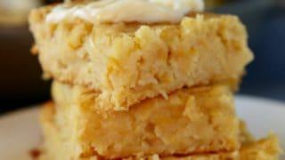 Pan de Elote (Mexican Sweet Corn Cake)