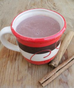 Atole de Chocolate (or Mexican Chocolate Atole)