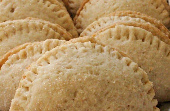 Pineapple Empanadas, or Empanadas de Piña