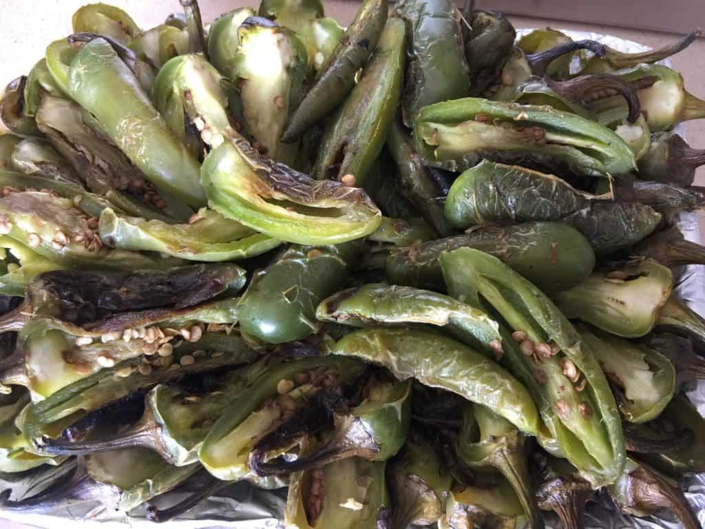 Chiles Toreados