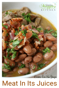 Carne En Su Jugo, or Meat In Its Juices