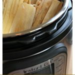 Instant Pot Chicken Tamales