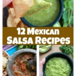 Here are several Mexican Salsa Recipes to get your creative cooking juices going. Delicious and tasty as an appetizer or use as the base of a meal. By Mama Maggie's Kitchen