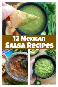 12 Mexican Salsa Recipes