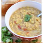Sopa de Habas, or Mexican Lima Bean Soup, is a healthy and tasty dish. A bowl of this Mexican food favorite is the perfect meal for chilly days. Check out the video or the step-by-step photos to make this classic recipe at home. By Mama Maggie's Kitchen
