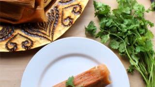 Red Pork Tamales + VIDEO