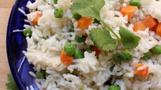 Arroz Blanco (Mexican White Rice)
