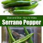 For those of you who love to cook authentic Mexican food, you must know how to use the Serrano Pepper. This popular chile packs a powerful punch that's full of flavor. With VIDEO. By Mama Maggie's Kitchen