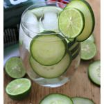 Cucumber Gin Cocktail makes the perfect refreshing drink.