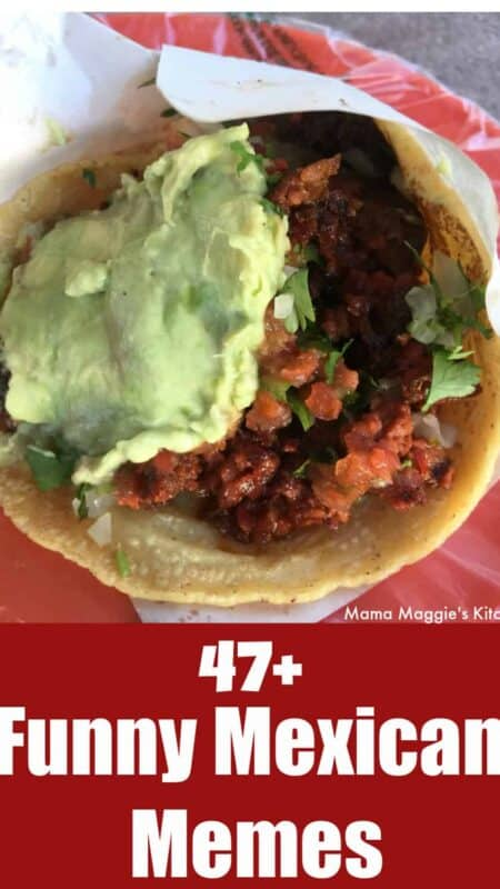 A picture of a taco topped with guacamole.